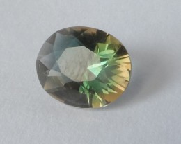 Oregon Sunstone 1.76 ct Cognac Multicolor Gold And Green JA