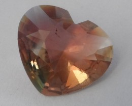 Oregon Sunstone 3.69 ct Gold And Peach With Slight Green JA