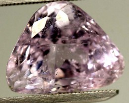 PINK KUNZITE FACETED STONE 11.5 CTS   CG-1722