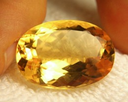 41.65 Carat 100% Natural Brazilian Citrine - Superb