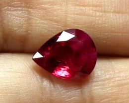 CERTIFIED RED RUBY 2.47   CTS SUS