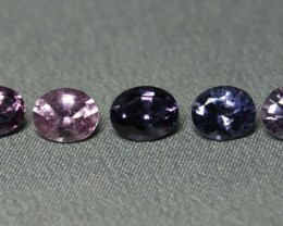 Natural Unheated Colour Change Sapphire, Excellent Cutting.