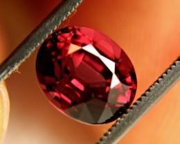 3.65 Carat VVS1 Rhodolite Garnet - Lovely
