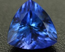 3.46CTS CERTIFIED VVS TANZANITE STONE - EXCELLENT CUT [TAN44]