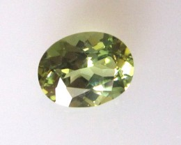 1.36cts Natural Australian Parti Sapphire Oval Cut