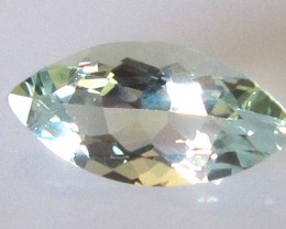 1.46cts Natural Aquamarine Marquise Cut