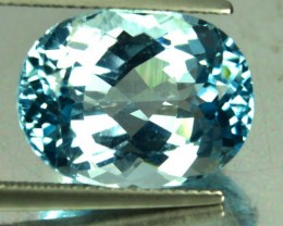 12.60 Cts Natural South American Sky Blue Topaz 1$ NR
