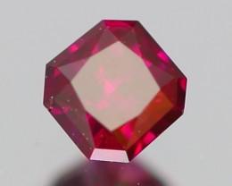 0.20Ct VVS Clarity Rare Natural INTENSE PURPLISH RED Diamond