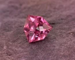 Unheated Ruby from Lake Baringo, Kenya Custom Cut