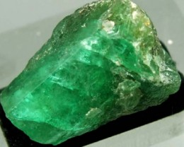 AFGHANISTAN EMERALDS ROUGH  37.15   CTS  TBM-463