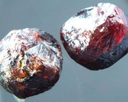 GARNET ROUGH NATURAL 2 PC 38.60   CTS LG-825