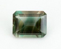 2.1ct Oregon Sunstone, Green Rectangle (S1877)