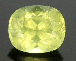1.89cts Transparent Yellow Chrysoberyl (RCB9)