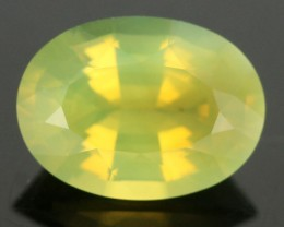 1.90cts Transparent Yellow Chrysoberyl (RCB8)