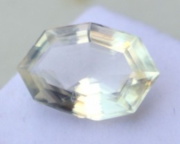 3.88 Carat Fancy Cut Collector's Calcite