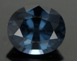 1.03cts Dark Blue Spinel (RS118)