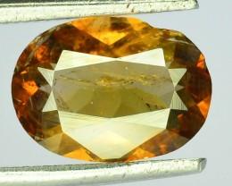Rare 1.380 ct Multicolor Natural Axinite