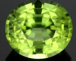 5.07cts Stunning Fresh Lime Green Peridot Stone (RP50)