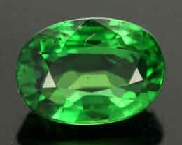 1.36cts Chrome Green Tourmaline - Stunning (RTO169)