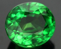 1.13cts Chrome Green Tourmaline - Stunning (RTO168