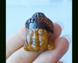 Special Gold Tiger Eye Buddha Pendant Bead,Family Pendant Bead Design