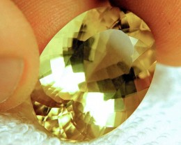 22.0 Carat Natural VVS1 African Andesine - Superb
