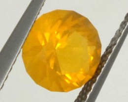 CITRINE FACETED STONE 1CTS  TBG-1672