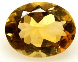 CITRINE NATURAL FACETED 2.05 CTS TBG-1686