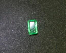 0.71cts Zambian Emerald , 100% Natural Gemstones