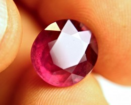 9.81 Carat Fiery Ruby - Superb