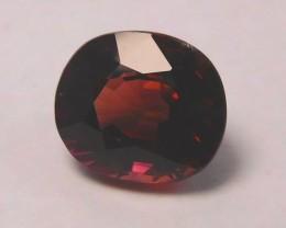 CERTIFIED Large Glittering Bright Brownish Pink Tourmaline VVS - 9C