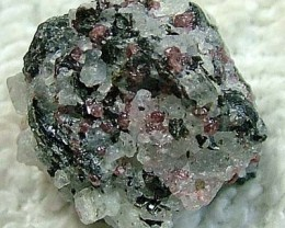 (MGW) RUBY SPECIMEN - RUSSIA  40 CTS FP 77
