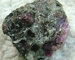 (MGW) RUBY SPECIMEN - RUSSIA  40 CTS FP 83