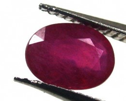 NATURAL RUBY GOOD QUALITY 1.20 CARATS RA1559