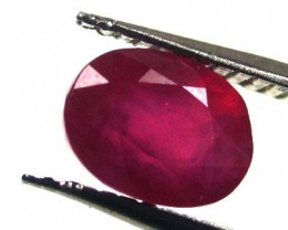 NATURAL RUBY GOOD QUALITY 1.40 CARATS RA1561