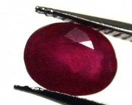 NATURAL RUBY GOOD QUALITY 1.30 CARATS RA1601