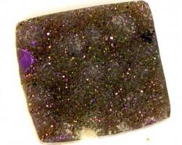 TITANIUM DRUSY 25  CTS TBG-1367