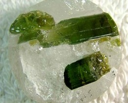 NATURAL TOURMALINE SPECIMEN FOR JEWELERY 40 CTS FP 374