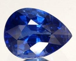 FREE SHIP CERTIFIED NATURAL SAPPHIRE 1.25 CTS  SG125