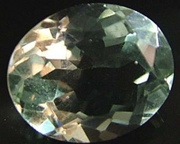 GREEN AMETHYST VS [PRASIOLITE] FROM BRAZIL 4.9 CTS [S2386 ]