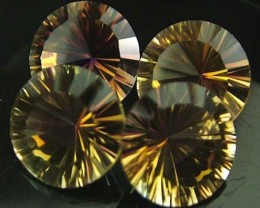 "MYSTIC QUARTZ ''GOLDEN SUNRISE""PARCEL VS 9.1CTS [S2820]"