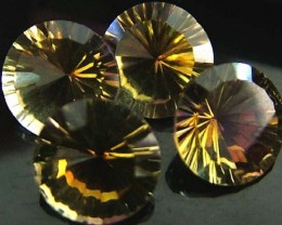 "MYSTIC QUARTZ ''GOLDEN SUNRISE""PARCEL 9.0 CTS  [S2822]"