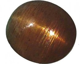 CATS EYE SUNSTONE 1.7 CTS  [S3070  ]