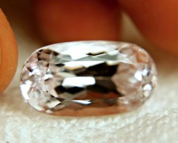 21.94 Carat VVS Light Pink Himalayan Kunzite - Lovely