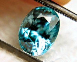 4.77 Carat VVS Southeast Asian Zircon - Superb