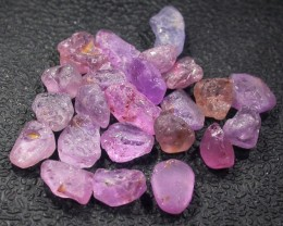 17.6 CTS PINK SAPPHIRE ROUGH -AFRICA [F5970]