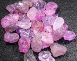 22.6 CTS PINK SAPPHIRE ROUGH -AFRICA [F5975]