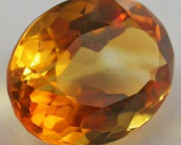 6.9 CTS BRIGHT ORANGE CITRINE [ST9464]