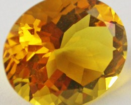 4.7 CTS BRIGHT ORANGE CITRINE [ST9470]