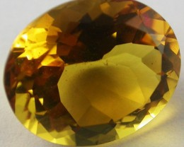 4.6 CTS BRIGHT ORANGE CITRINE [ST9474]